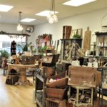 Shop view at The Collective lhe + Makery in Lisle, IL