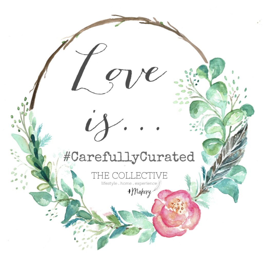 Love is Carefully Curated LIsle, IL The Collective llhe + Makery