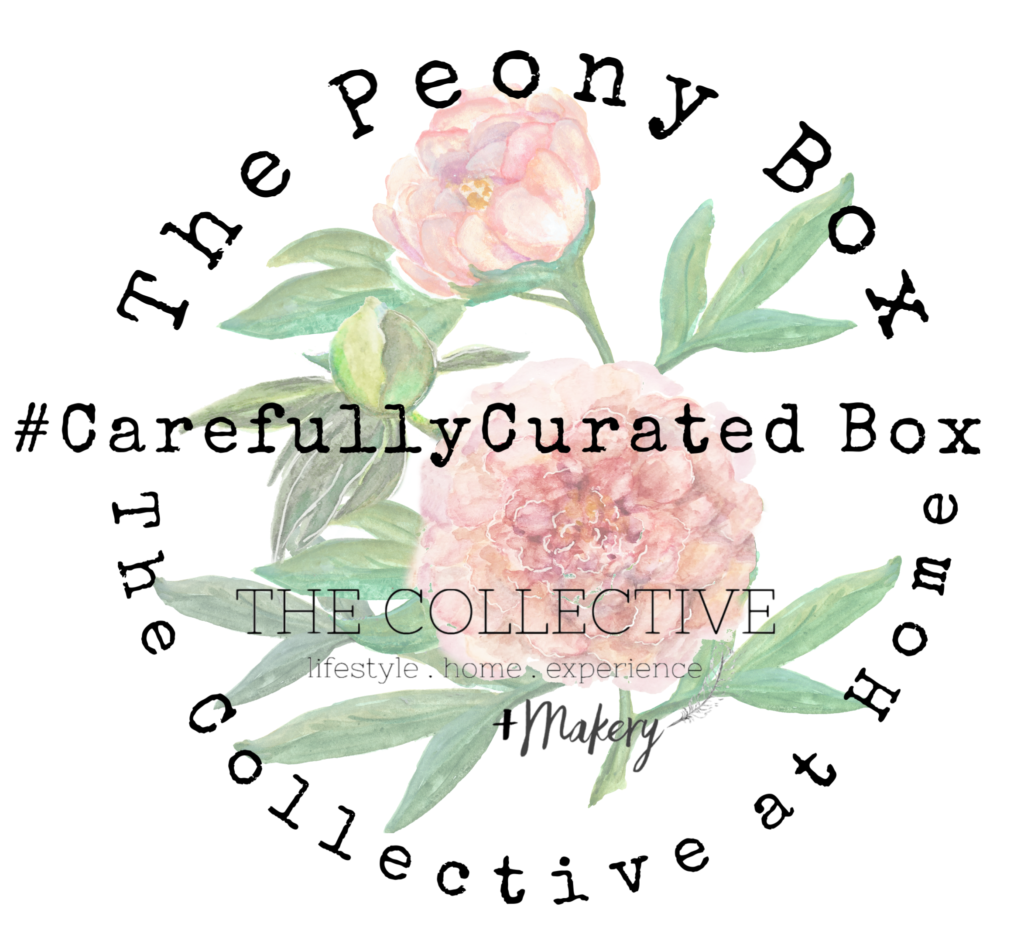Peony Carefully Curated Box