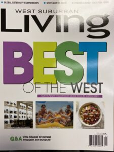 The Collective lhe Lisle in West Suburban Living Magazine
